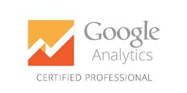 Google Analytics Certified Online Marketing Consultant