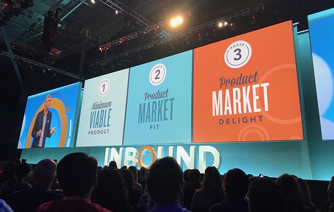 Inbound 2018 Marketing Conference