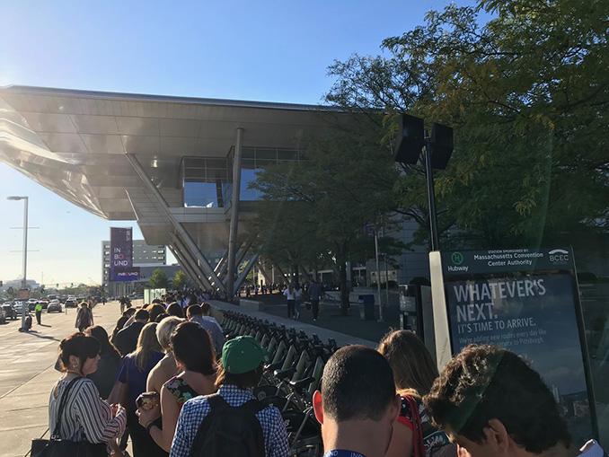 Inbound 2018 Boston Convention Center