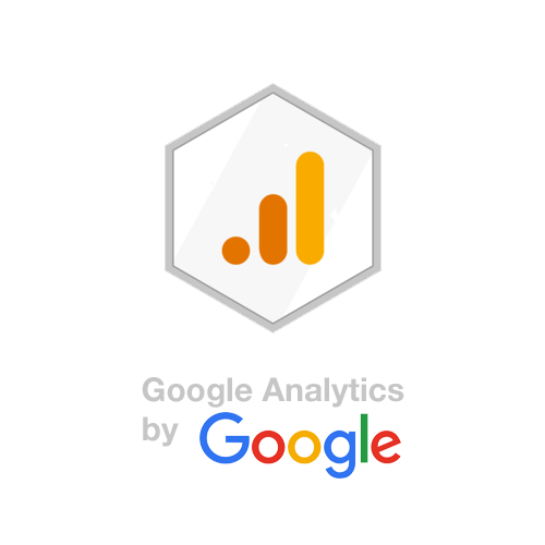 Google Analytics certified by Google