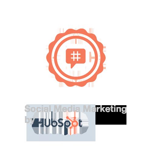 Social Media Marketing Certified By HubSpot